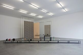 Lia Rumma at The Armory Show 2014, installation view