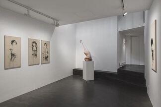 Elena Nonnis, Chiara Valentini. Doppio segno, installation view