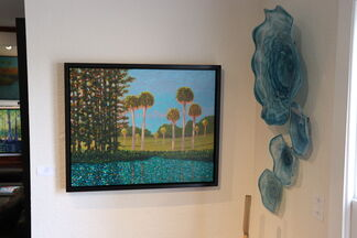 The Essence of Florida's Landscape, installation view