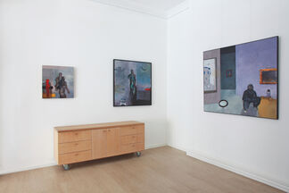 Ghost In The Machine by Richard Smith, installation view