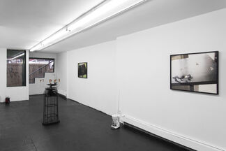 Towards the Theory of a Unified Hole, installation view