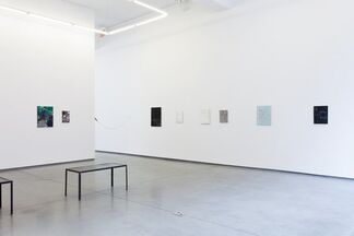 "Tam Ochiai - ""Everyone Has Two Places"", installation view"
