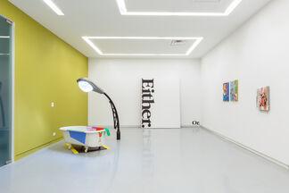 Kavi Gupta at Art Basel in Hong Kong 2016, installation view