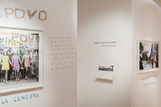 ROLF ART at Latin American Galleries Now, installation view