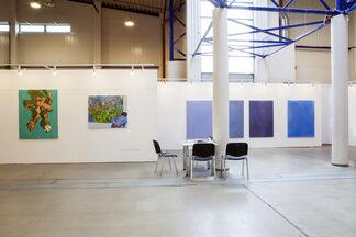 Meno niša Gallery at ArtVilnius'17, installation view