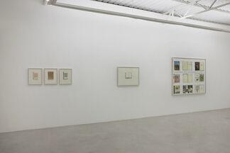 Renata Cruz   Proposal for updating an encyclopedia, installation view