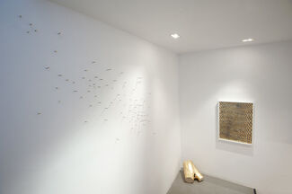 No one dies alone, installation view