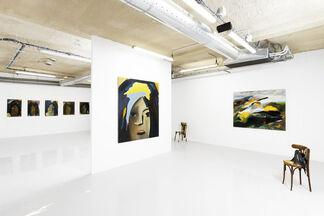 In Situ - Fabienne Leclerc at Paris Gallery Weekend 2020, installation view