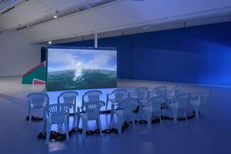 Alberta Whittle: How Flexible Can We Make the Mouth, installation view