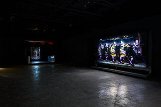 Never Say Goodbye 2001–2015, installation view
