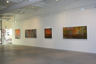 Gideon Tomaschoff - Rooted in Destruction, installation view