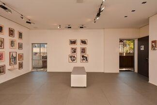"Rakefet Viner Omer: ""Hand & Tongue"", installation view"