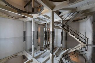 Kimsooja - Gazing Into Sphere, installation view