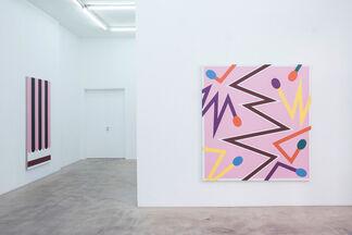 Thomas Wachholz 'Alumettes Amorphes', installation view