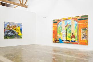 Les Biller, installation view