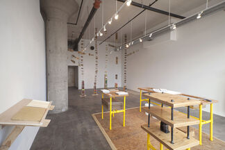 The More We Get Together, installation view