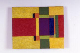 Roy Newell: Lifelines 1955-1995, installation view