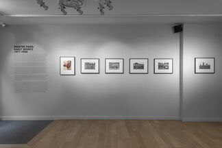 Martin Parr: Early Works 1971-1986, installation view