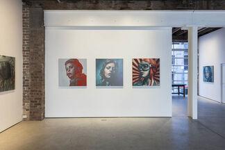 Kathrin Longhurst | Protagonist, installation view