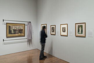 American Watercolor in the Age of Homer and Sargent, installation view