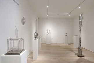 Martin Willing: Sculpting Motion, installation view