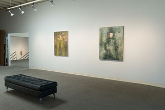 Anne Siems: Essence, installation view