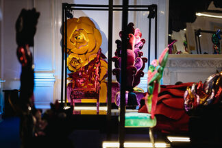 The Garden of Delights, installation view