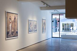 Lalla Essaydi: The Dangerous Frontier, installation view