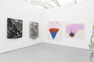 Denny Gallery at UNTITLED. 2014, installation view