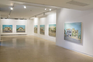 Ragnar Kjartansson: Architecture and Morality, installation view