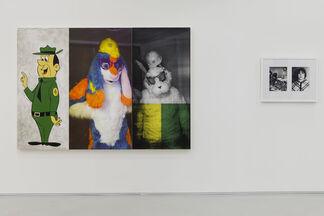Elizabeth Dee at Independent Art Fair 2015, installation view