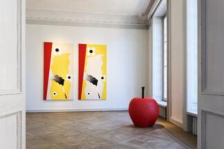 LA Dreams, installation view