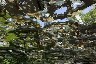 Teresita Fernández: Fata Morgana, installation view