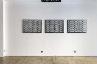 Relectures, installation view