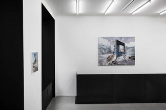 Disrupted Narrative, installation view