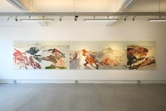 Everywhere, No Where, Now Here - Chih-Hung KUO solo exhibition, installation view