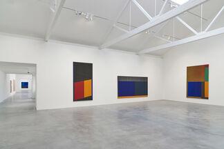 John Hoyland: Power Stations (Paintings 1964-1982), installation view