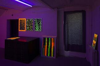 PRINTS - Gfeller + Hellsgård, Franziska Holstein, Katharina Immekus, installation view