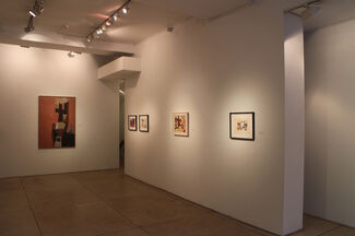 Afro, installation view