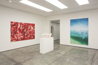Marc Quinn: Held by Desire, installation view