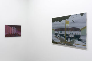 CRY ME A RIVER at MEN Gallery, installation view
