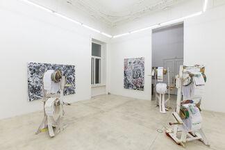 Christian Eisenberger - Dunkle Materie  Kalte Gerüchte  9975/14129/30817, installation view