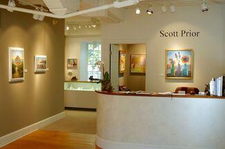 Scott Prior, installation view