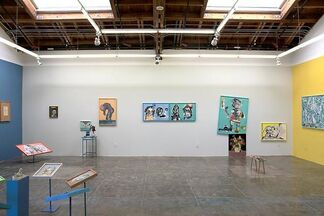 The Clayton Brothers: Your Most Special Day - A Painting Survey, installation view