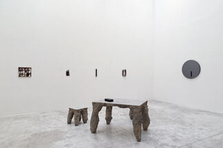 Have we been here for a long time ? a proposal by Raphaël Zarka, installation view