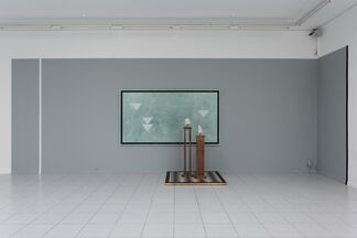 Ornament for Indifferent Architecture / Kamrooz Aram, installation view
