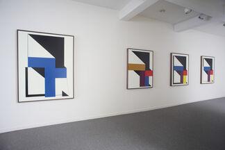 Clare Rojas - Caerulea, installation view