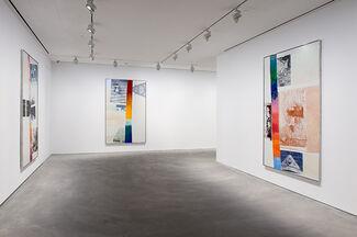 Robert Rauschenberg: Vydocks, installation view