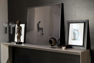 Masked Revelations — John Casado figurative photography, installation view