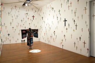 Nell, Let There Be Robe, installation view